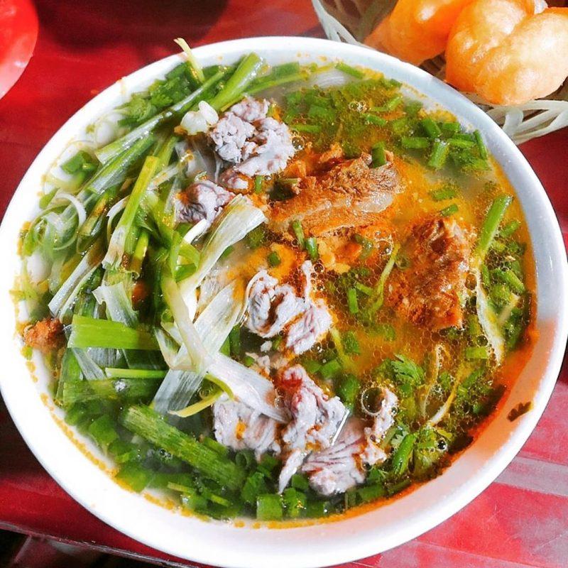 nhà hàng ăn sáng Sài Gòn