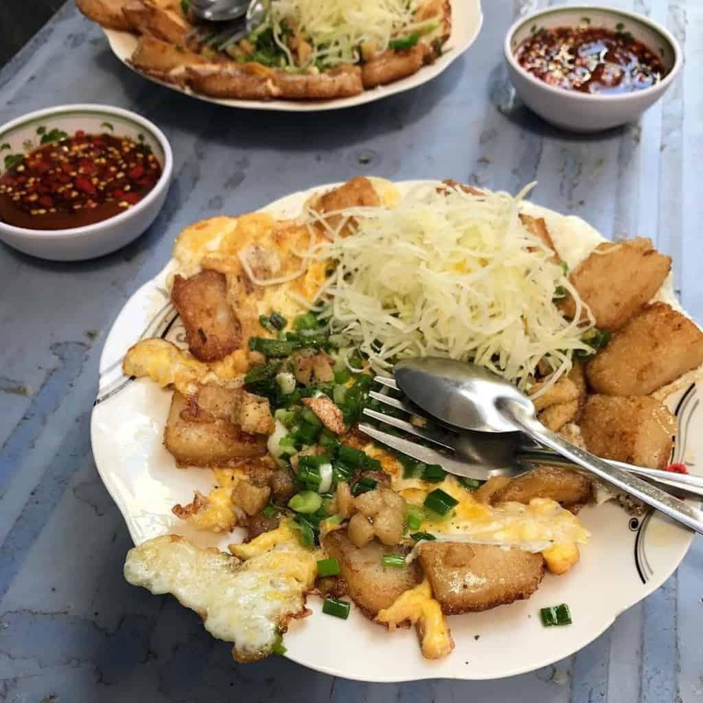 quán ăn sáng Sài Gòn