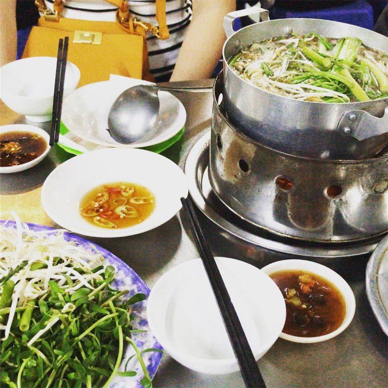 quán lẩu Sài Gòn