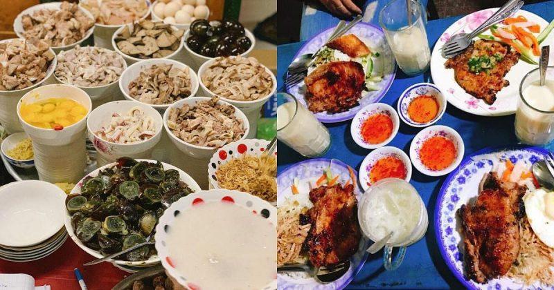 quán ăn tối Sài Gòn