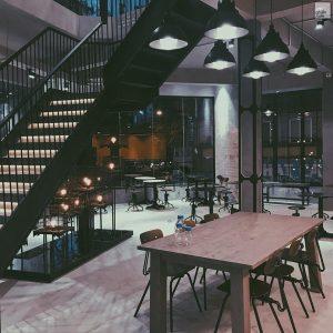 quán cà phê yên tĩnh tại Sài Gòn