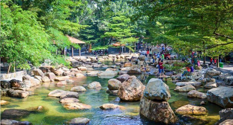 địa điểm tham quan gần Sài Gòn