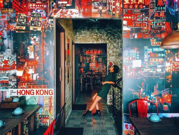 Nhà hàng Hong Kong ở Sài Gòn