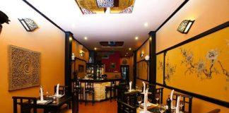 nhà hàng món Huế ở Sài Gòn
