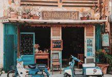quán cà phê vintage ở sài gòn