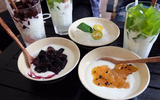 quán sữa chua dẻo ngon Sài Gòn