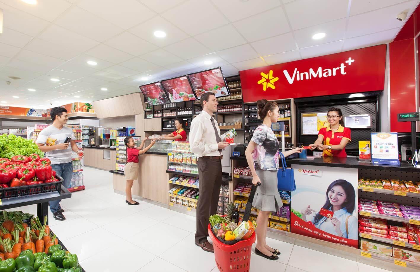 siêu thị đẹp ở Sài Gòn