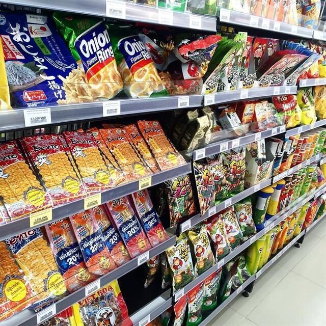 siêu thị mini ở sài gòn