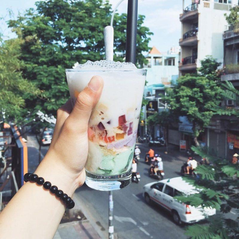 quán ngon Sài Gòn về đêm