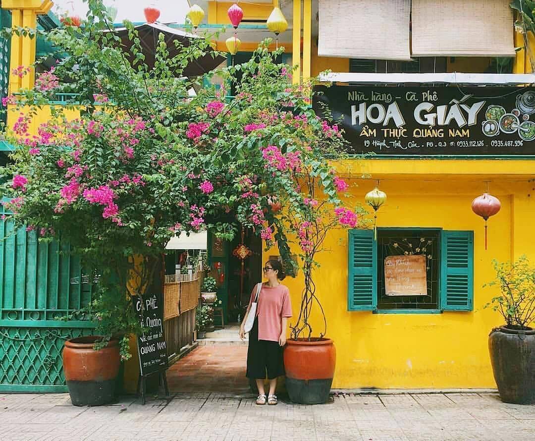 Quán Cà Phê Đẹp Ở Sài Gòn Quận 3