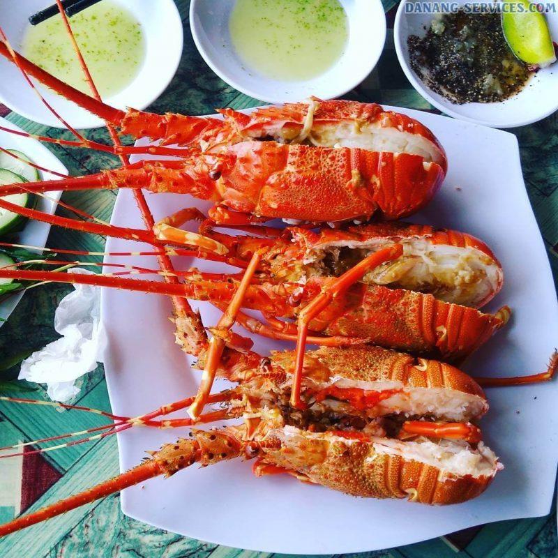 quán hải sản Sài Gòn